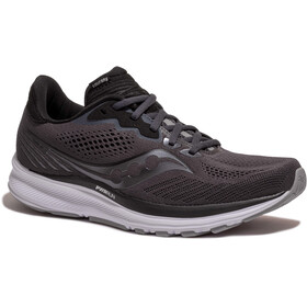 saucony Ride 14 Shoes Women, charcoal/black